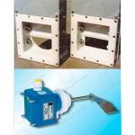 Задвижки, вибраторы, аэраторы, датчики уровня для сыпучих материалов