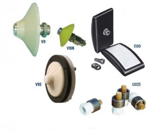 Флуидизаторы и аэраторы для бункеров сыпучих материалов