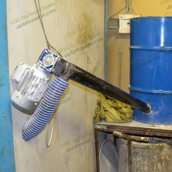 Перевод хлебопекарных печей на выгодное топливо. Переоборудование хлебопекарных печей в Киеве, Украине.
