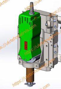 конструирование станков - шпиндель станка ЧПУ